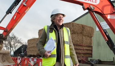 Work Begins at Askham Bryan College