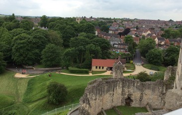 Conisbrough Castle Visitor Centre, Doncaster
