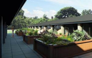 Burley Hall Care Home, Ilkley