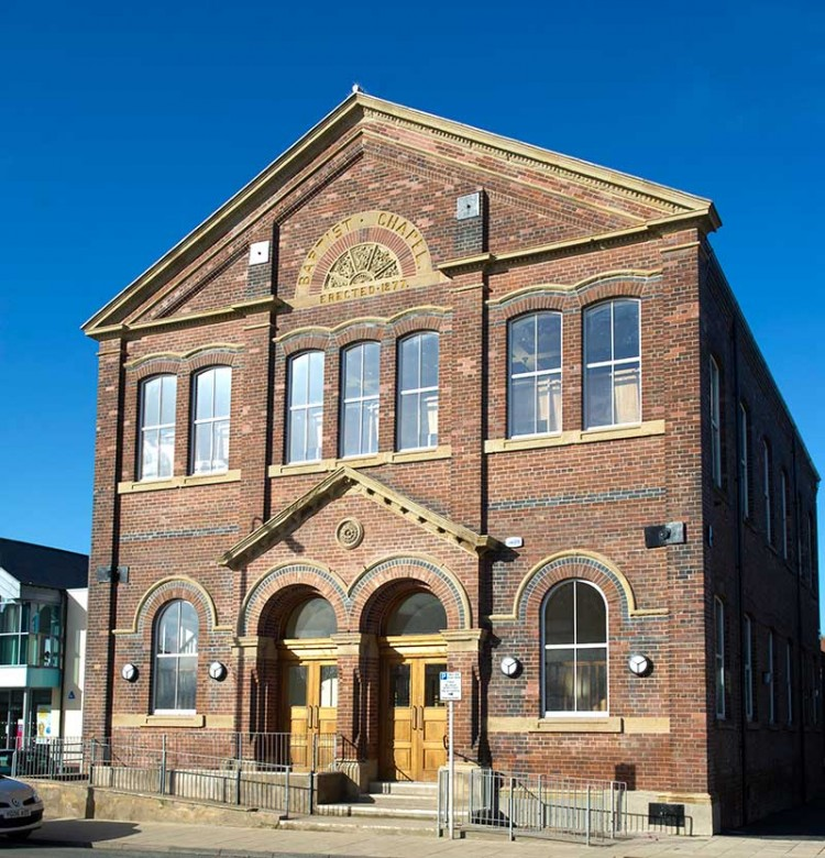 Normanton  Baptist Church