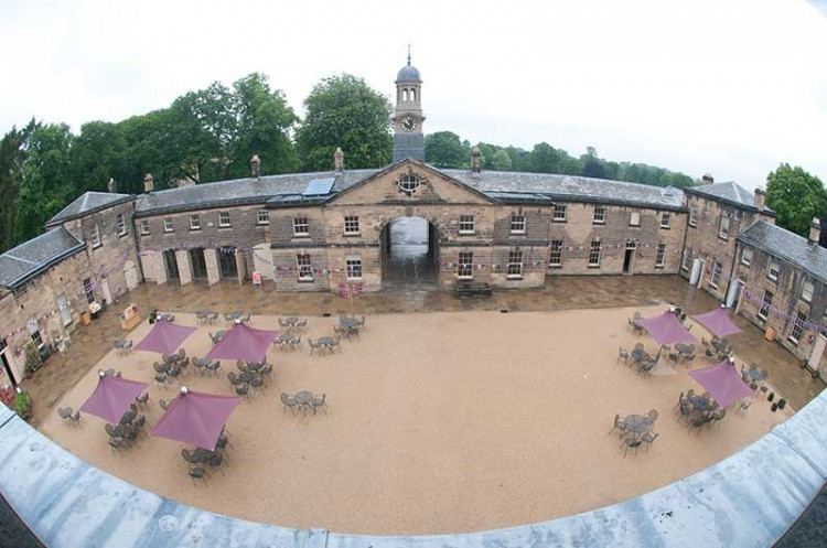 Nostell Priory Stable block restoration