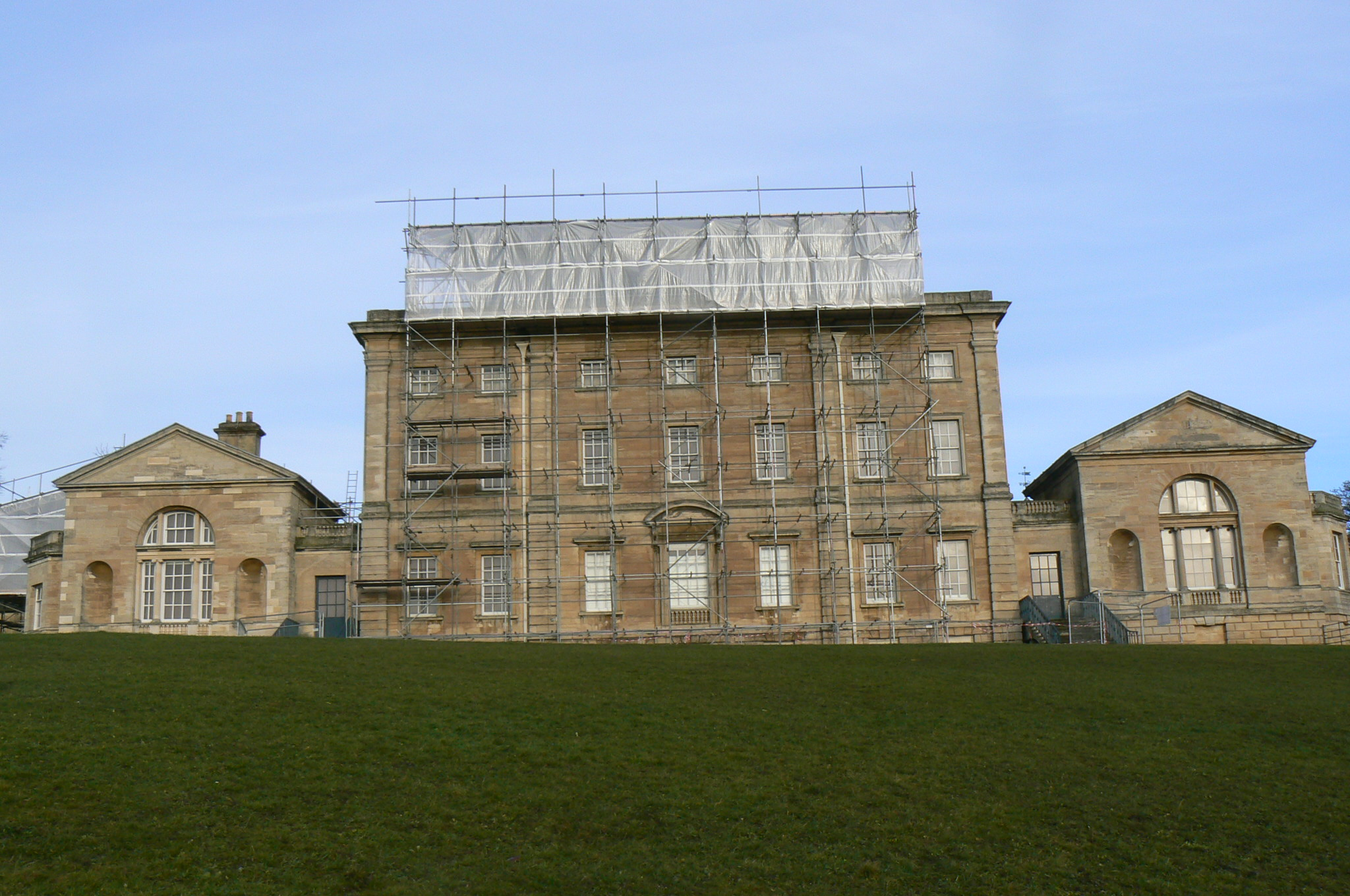 Grade 1 Listed Cusworth Hall gets full protection.