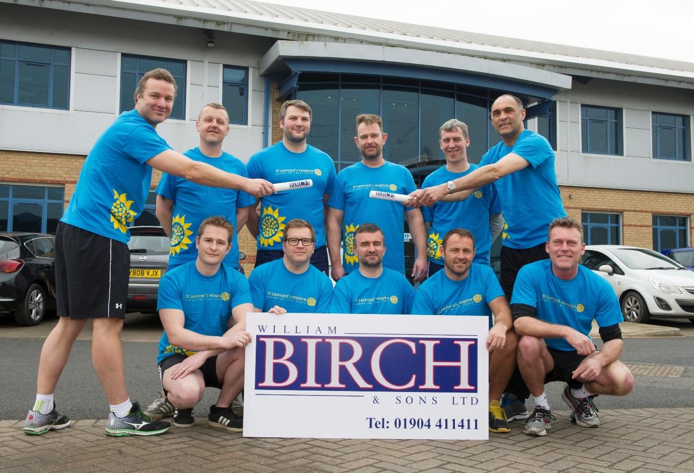 Plusnet Yorkshire Marathon Fundraising Success