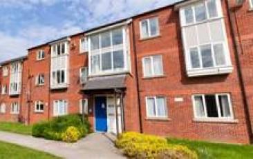 The Grange student accommodation, York St John University