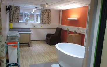 Birthing Improvements at York District Hospital