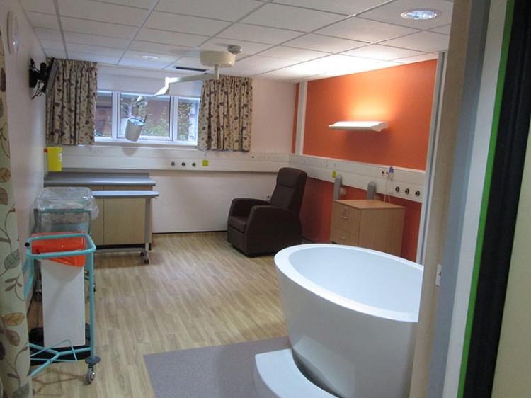Birthing Improvements at York District Hospital