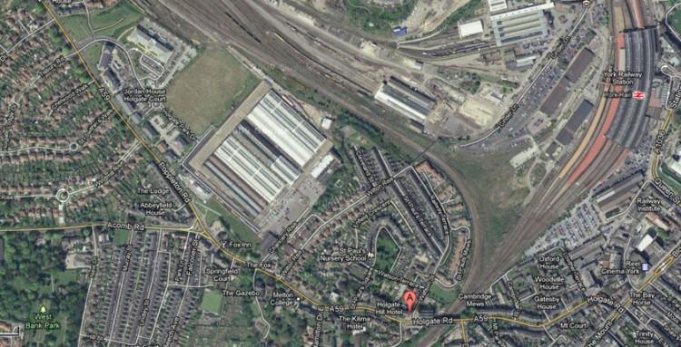 Network Rail, Holgate, York